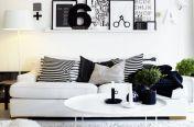 Černá a bílá  … Přežitek nebo styl?